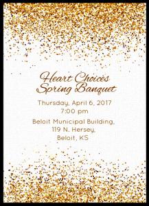 2017 Spring Banquet